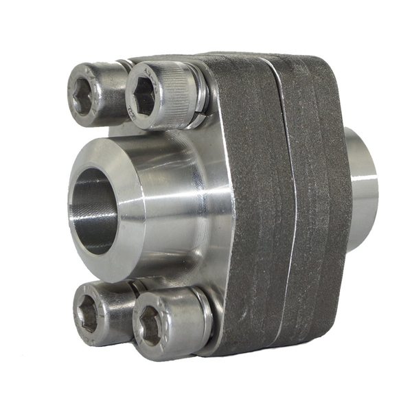 Carbon steel socket flange SAE Flange with bolts and nuts