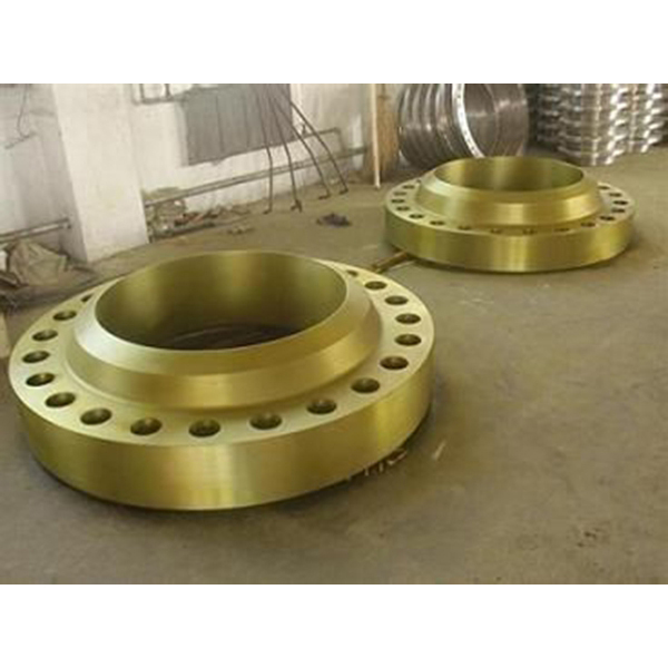 CLASS 150 ASME B16.5 A350 GR LF3 CL1 RAISED FACE WELD NECK FLANGE
